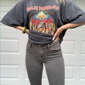 Bullhead Mid Rise Skinniest Jeans